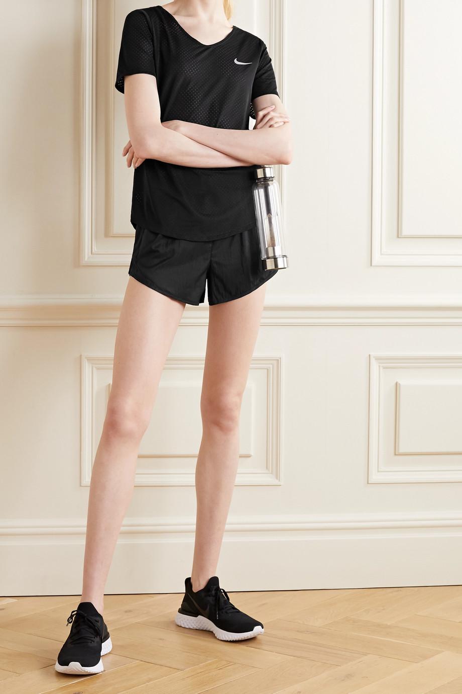 Nike Icon Clash Shorts aus Ripstop mit Gürtel