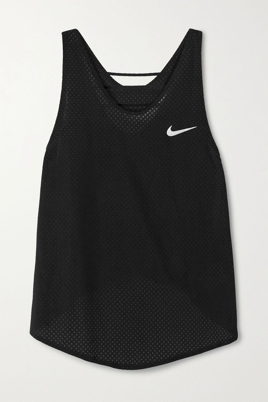 Nike Breathe Dri-FIT mesh tank