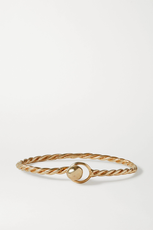 STVDIO Irene gold-tone bracelet