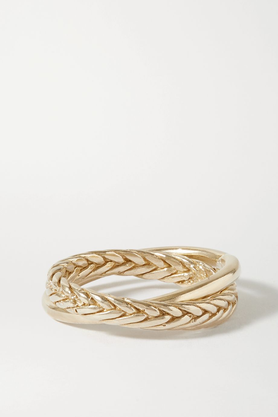 STVDIO Colette gold-tone ring