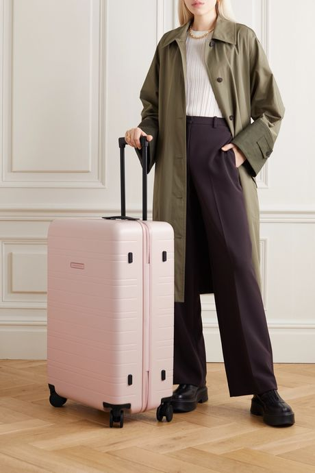 Baby pink H7 Check-In large hardshell suitcase | Horizn Studios TaFm8a