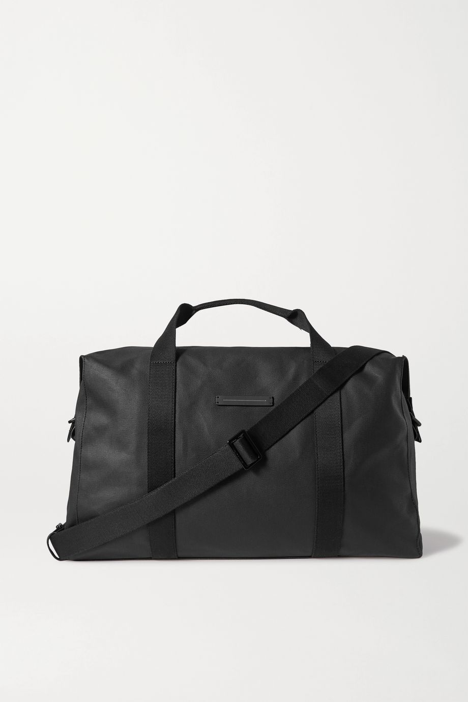 Horizn Studios SoFo waxed-canvas weekend bag