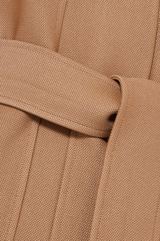 Gabriela Hearst Blazer en laine et en soie mélangées à ceinture Proteus