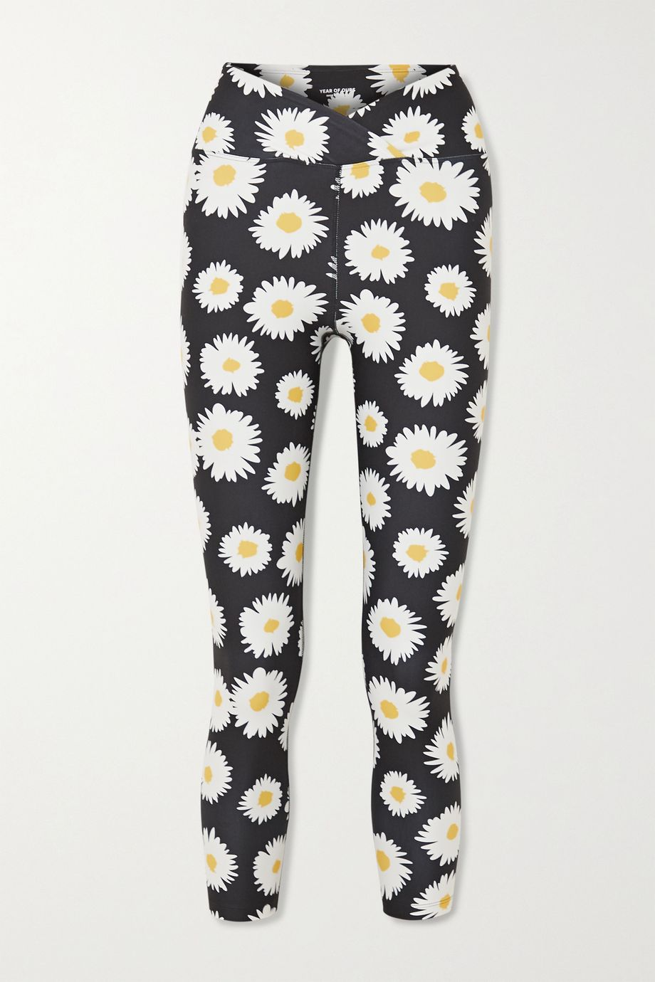 Year of Ours Daisy Veronica floral-print stretch leggings