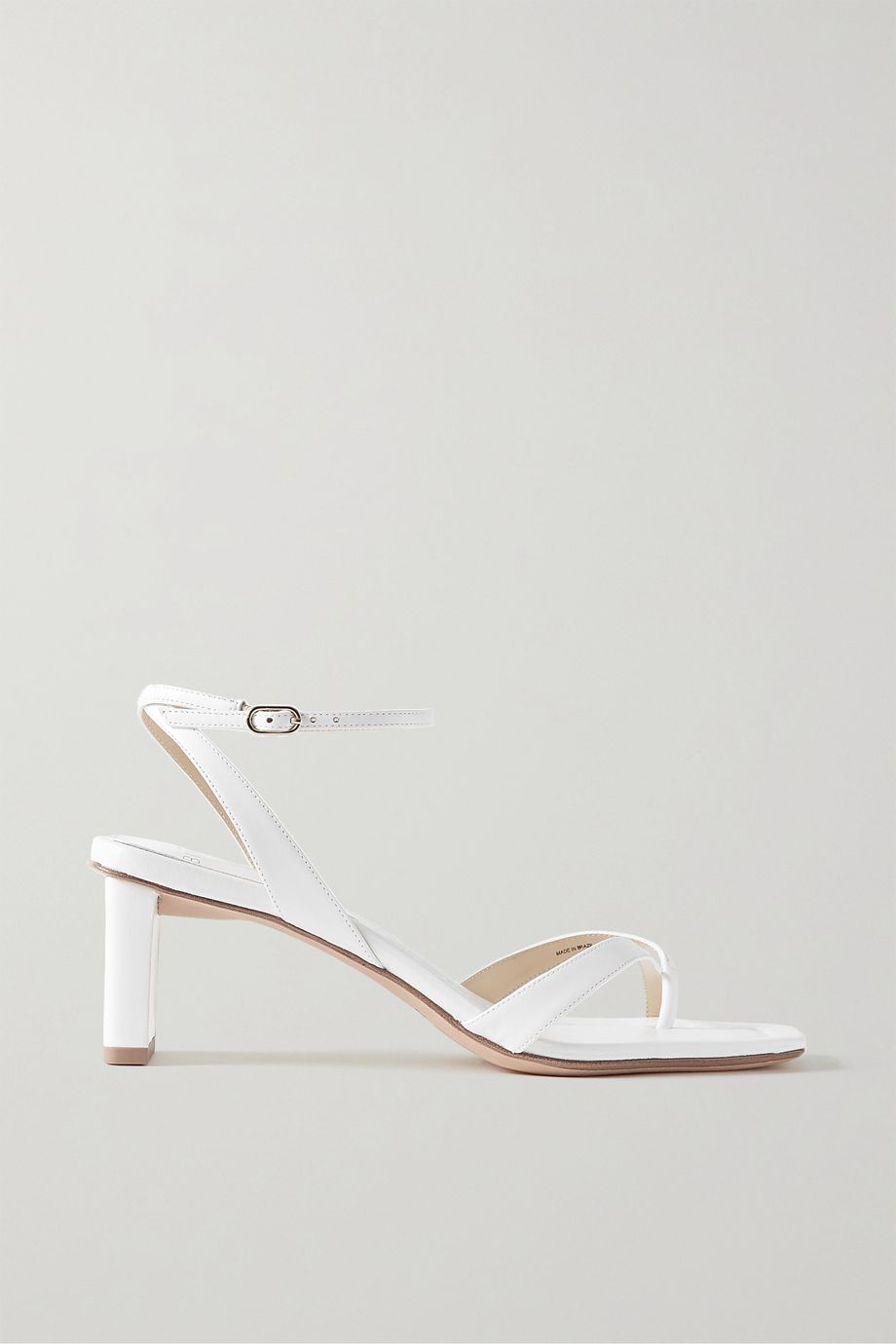 Alexandre Birman Nelly leather sandals