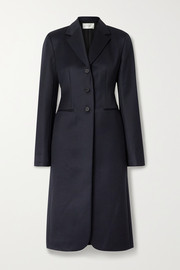 The Row Panois wool-twill coat