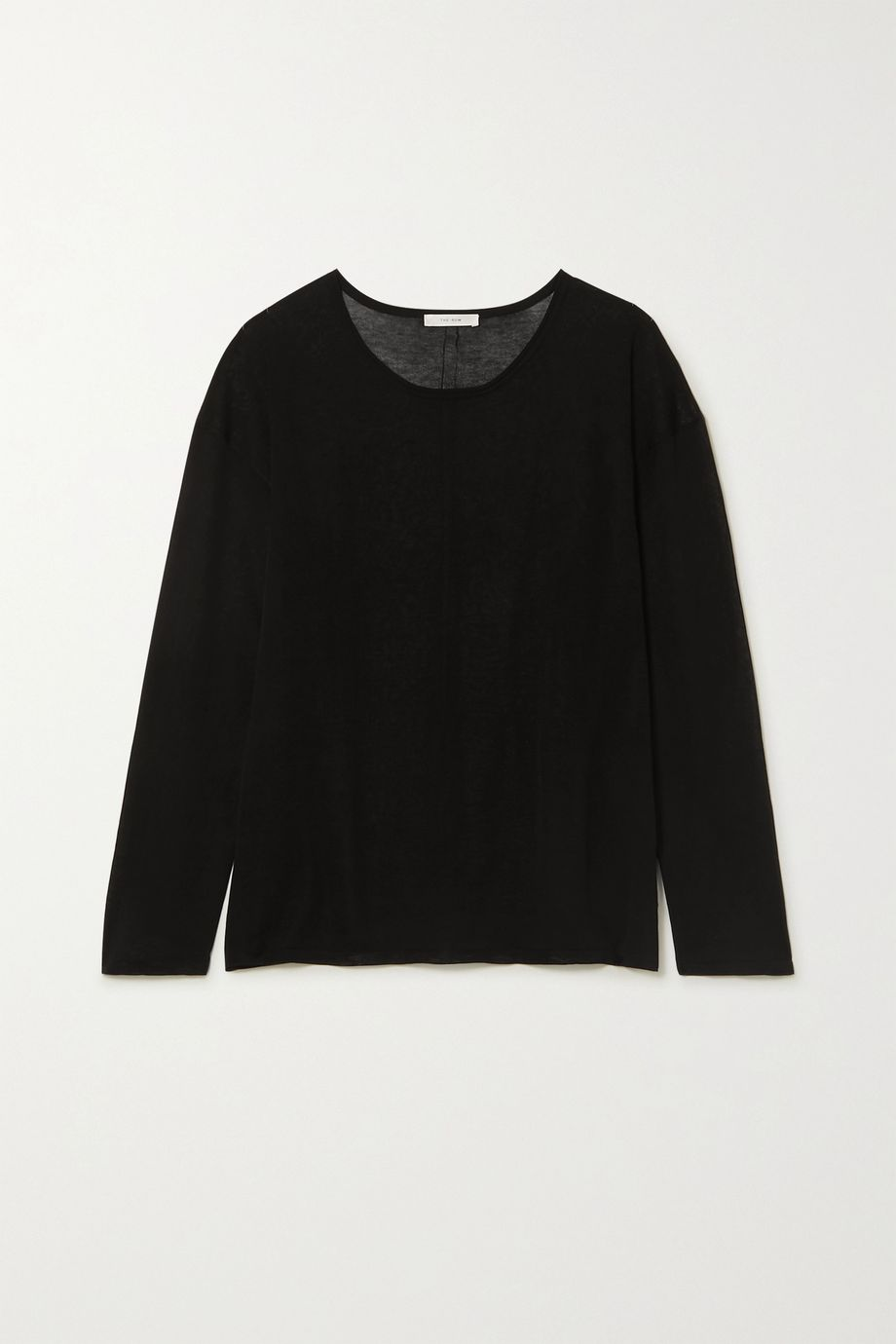 The Row Emilia cotton top