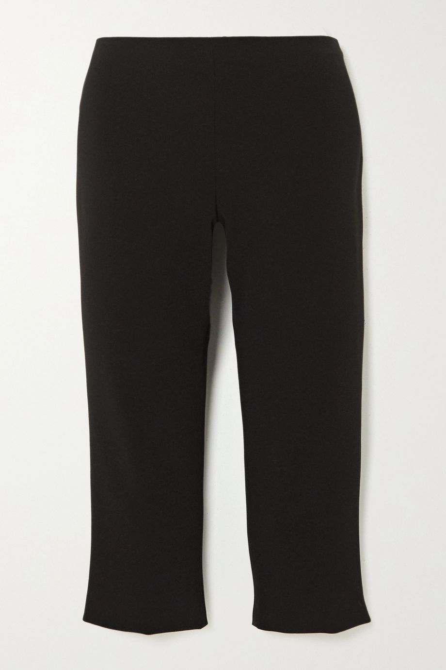 The Row Cappo cropped cady pants