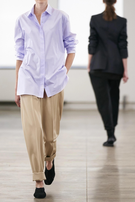 The Row Big Sisea cotton-poplin shirt