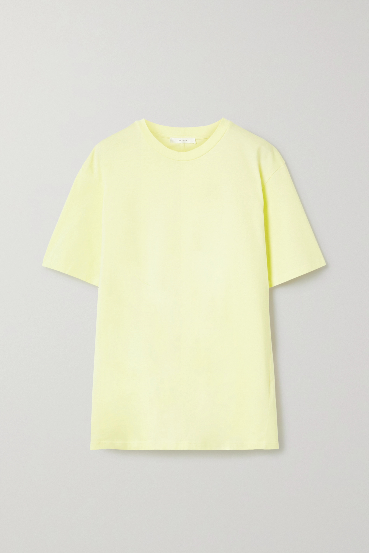The Row Darciela cotton-jersey T-shirt