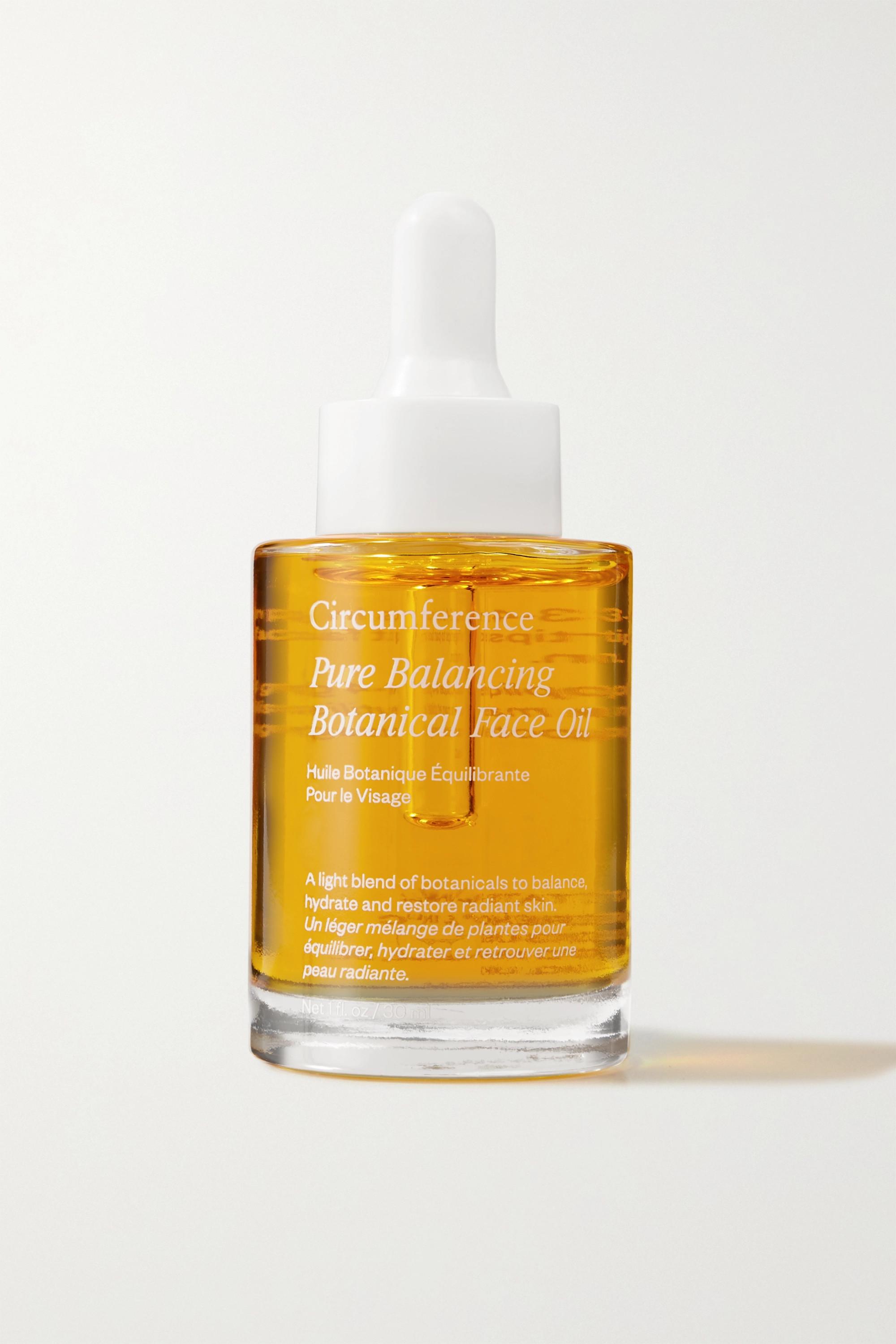 Circumference Pure Balancing Botanical Face Oil, 30ml
