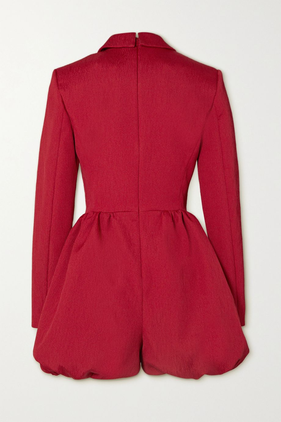 Emilia Wickstead Alton cloqué playsuit