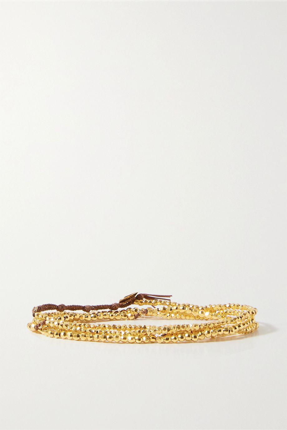 Chan Luu Gold-plated bracelet
