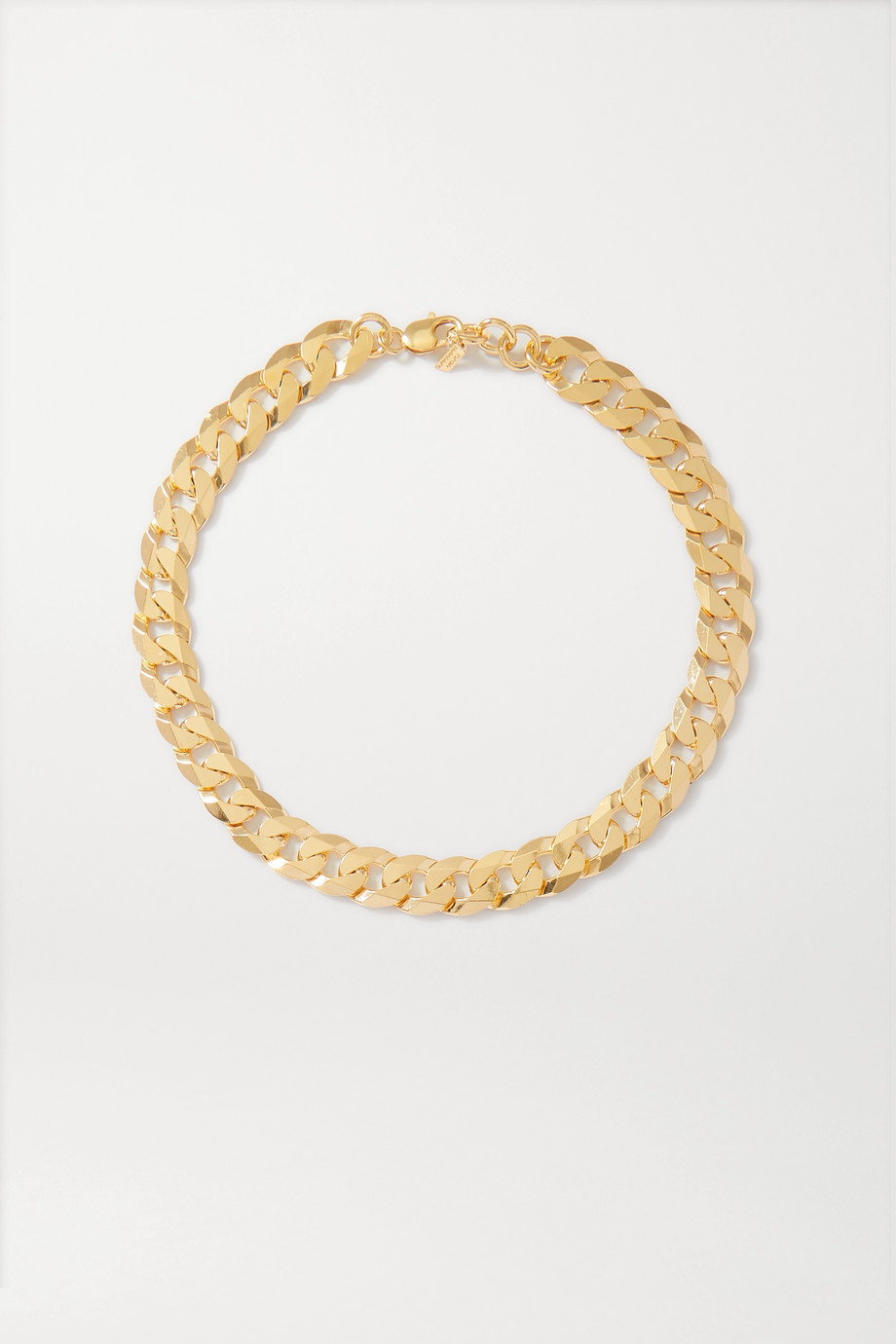 Loren Stewart XXL gold necklace