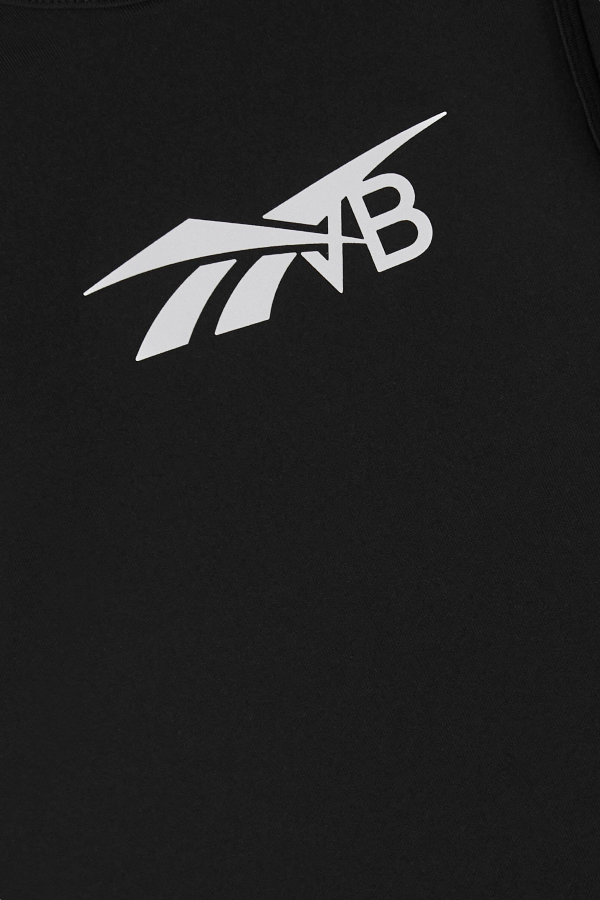 Reebok X Victoria Beckham Bedrucktes Tanktop aus Stretch-Jersey