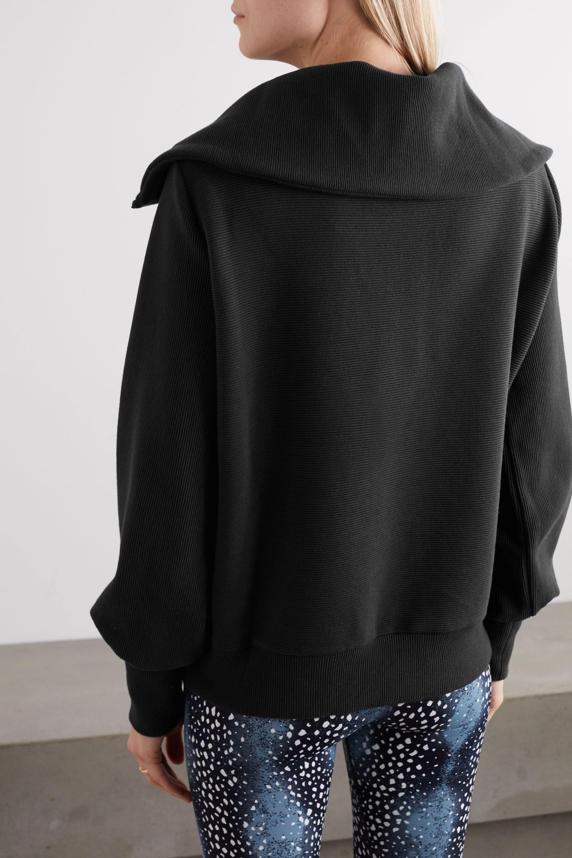 Varley Vine ribbed cotton-blend sweater