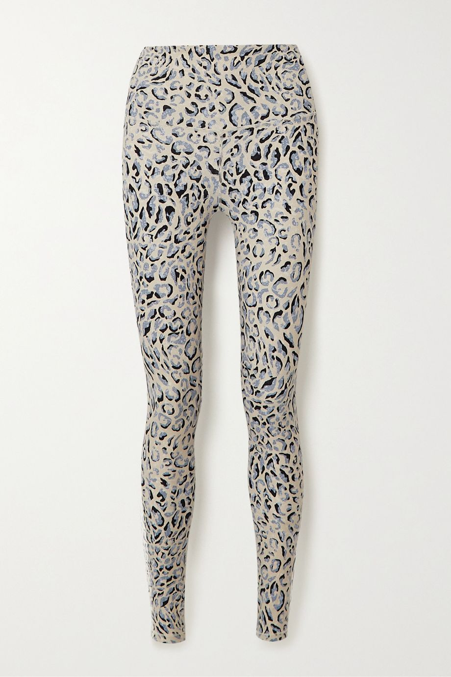 Varley Century leopard-print stretch leggings