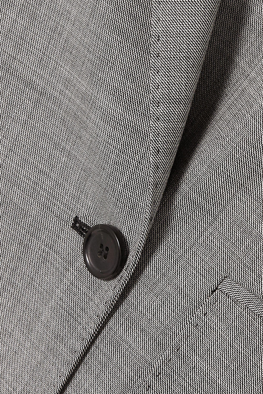 Max Mara Blazer à double boutonnage en laine mélangée Antiope