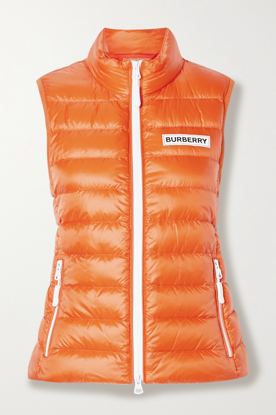 Burberry Quilted shell down vest