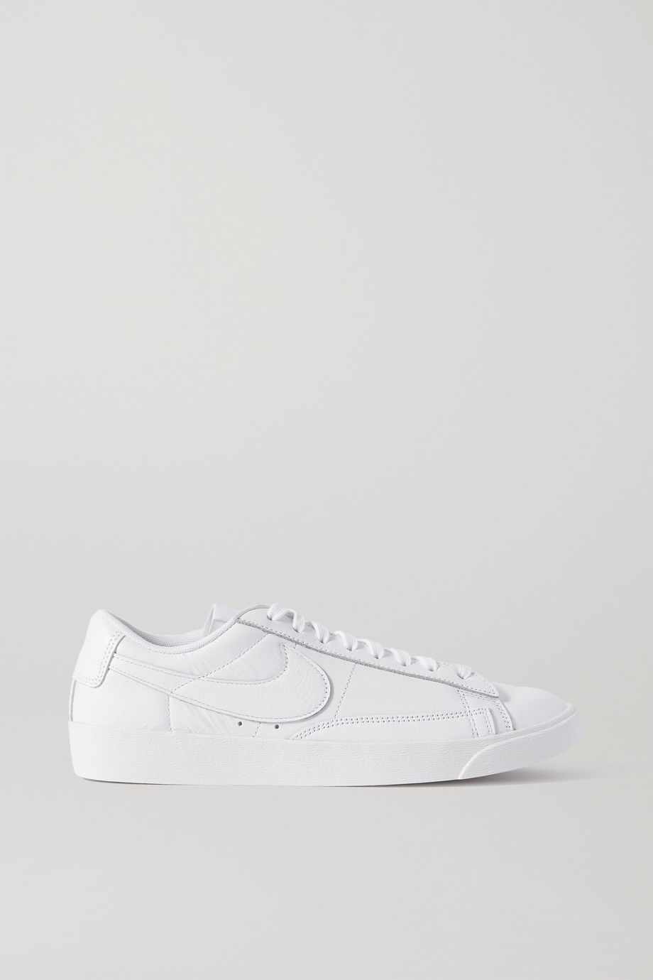 Nike Blazer Low leather sneakers