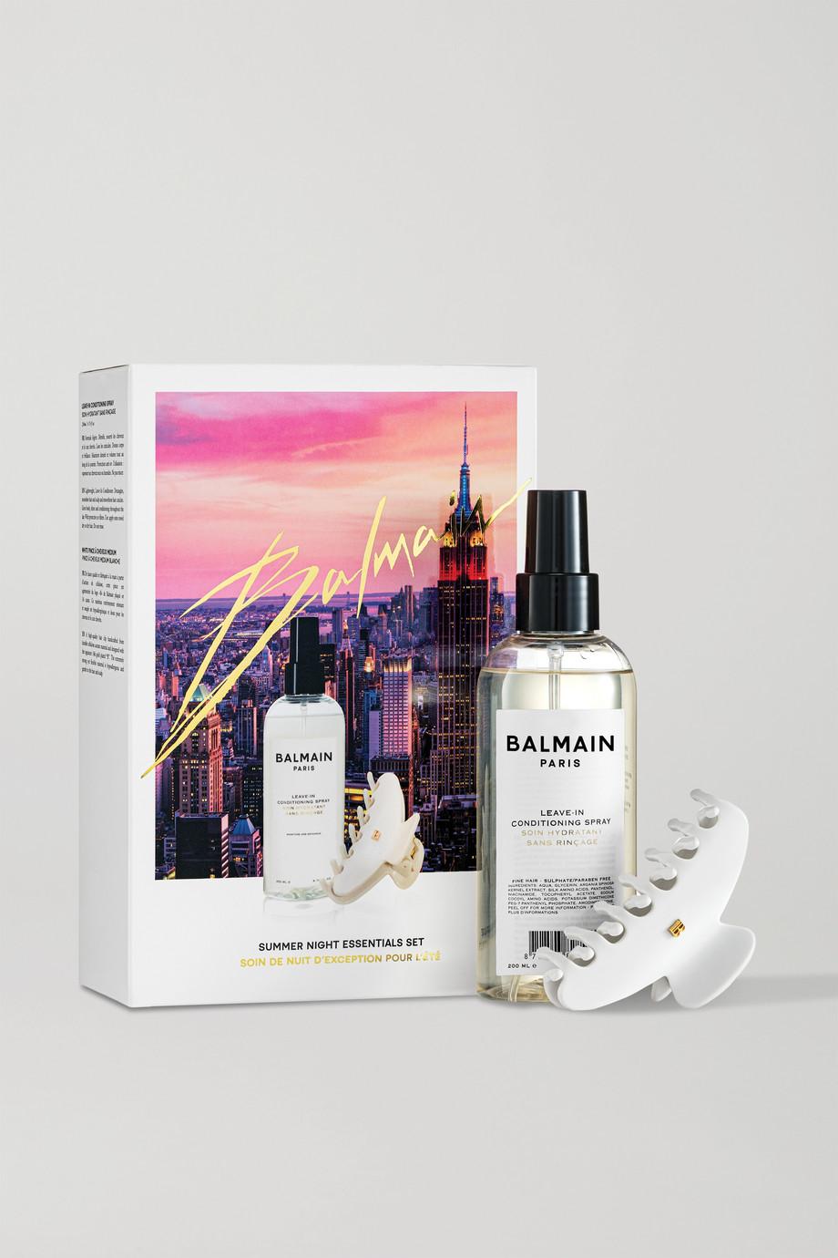 Balmain Paris Hair Couture Summer Night Essentials Set – Geschenkset