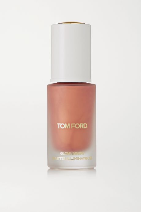 Colorless Soleil Neige Glow Drops - 04 Glacial Rose, 14ml   TOM FORD BEAUTY OnDNKM