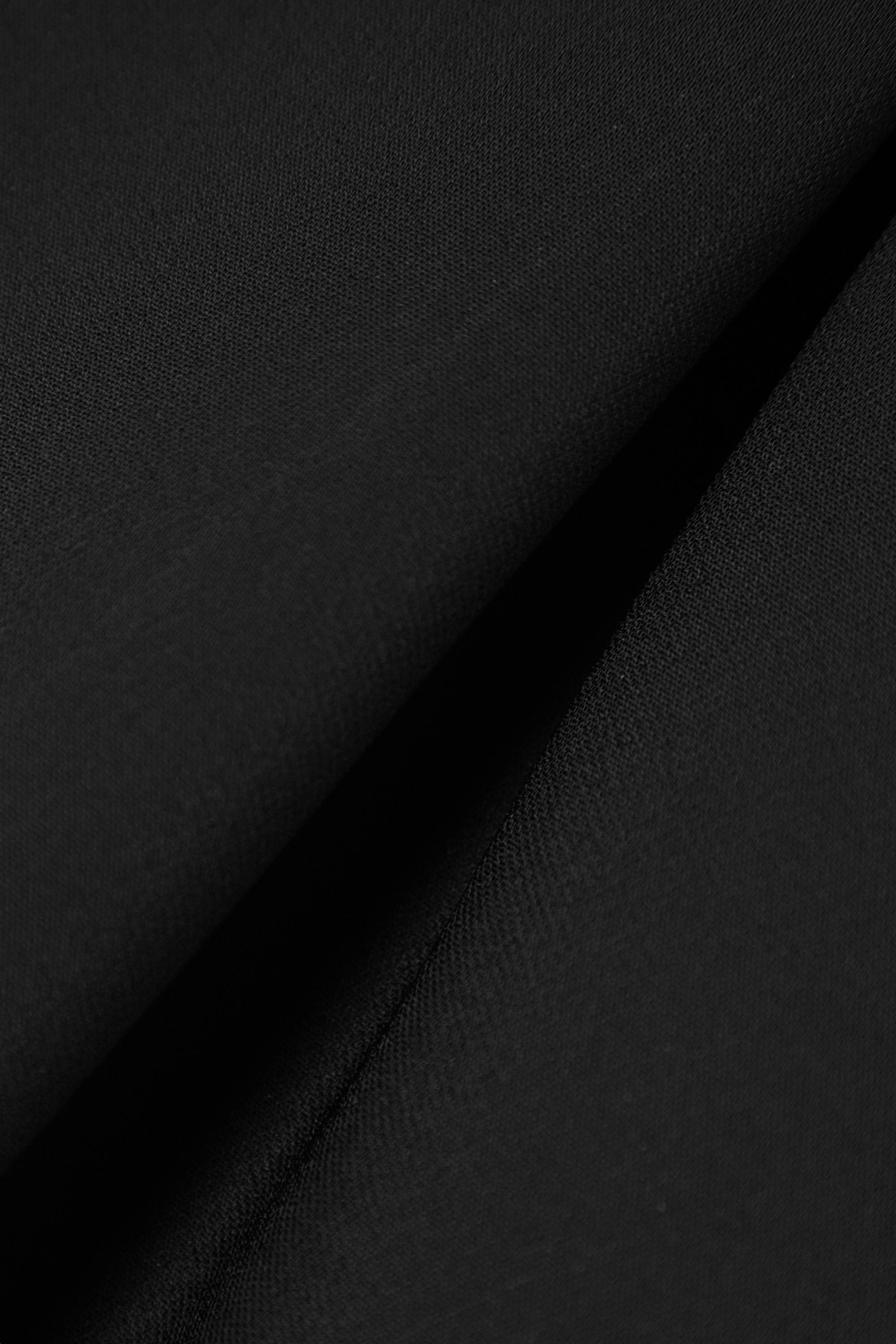 Versace Crepe mini dress