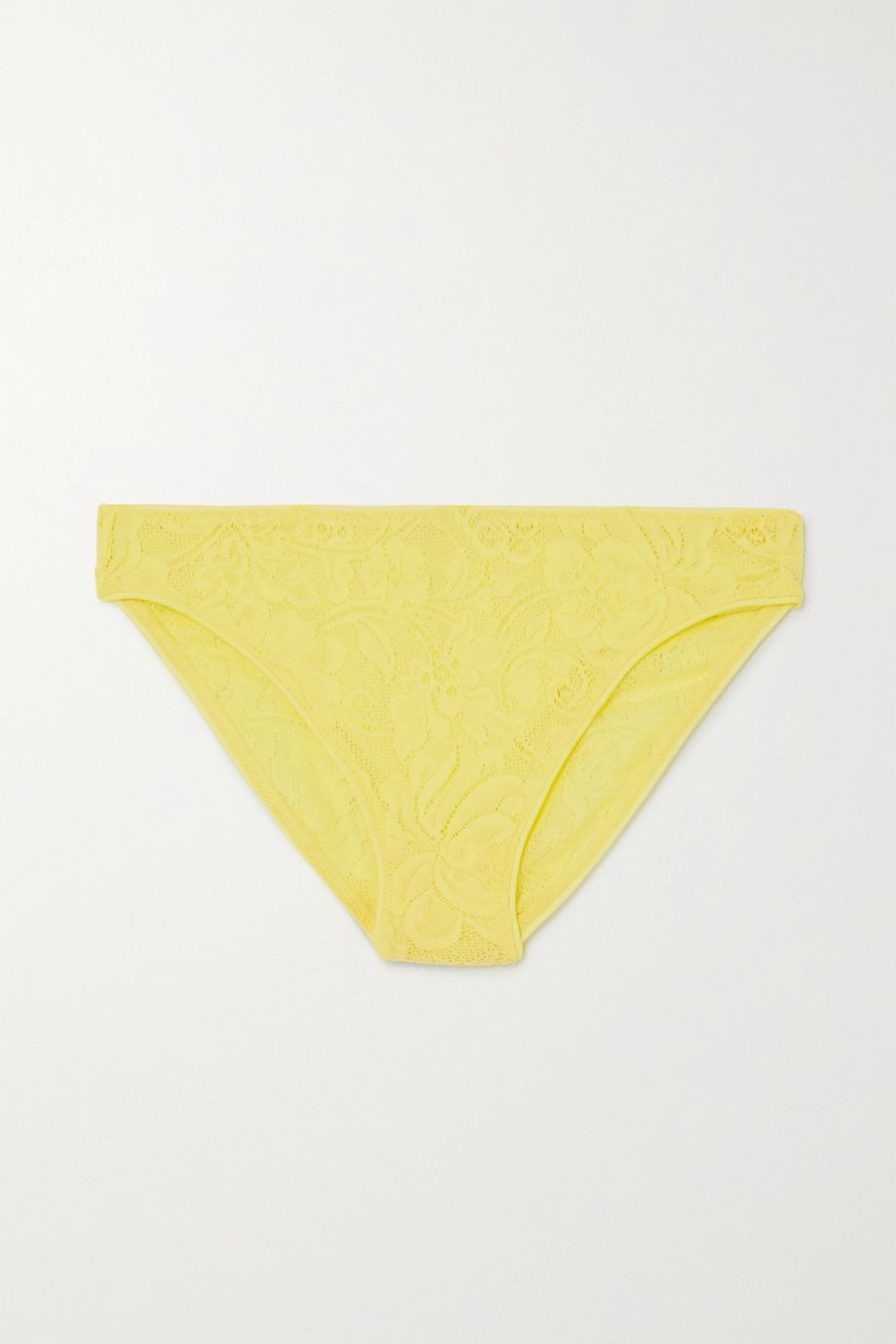 Araks + NET SUSTAIN Tris stretch-lace briefs