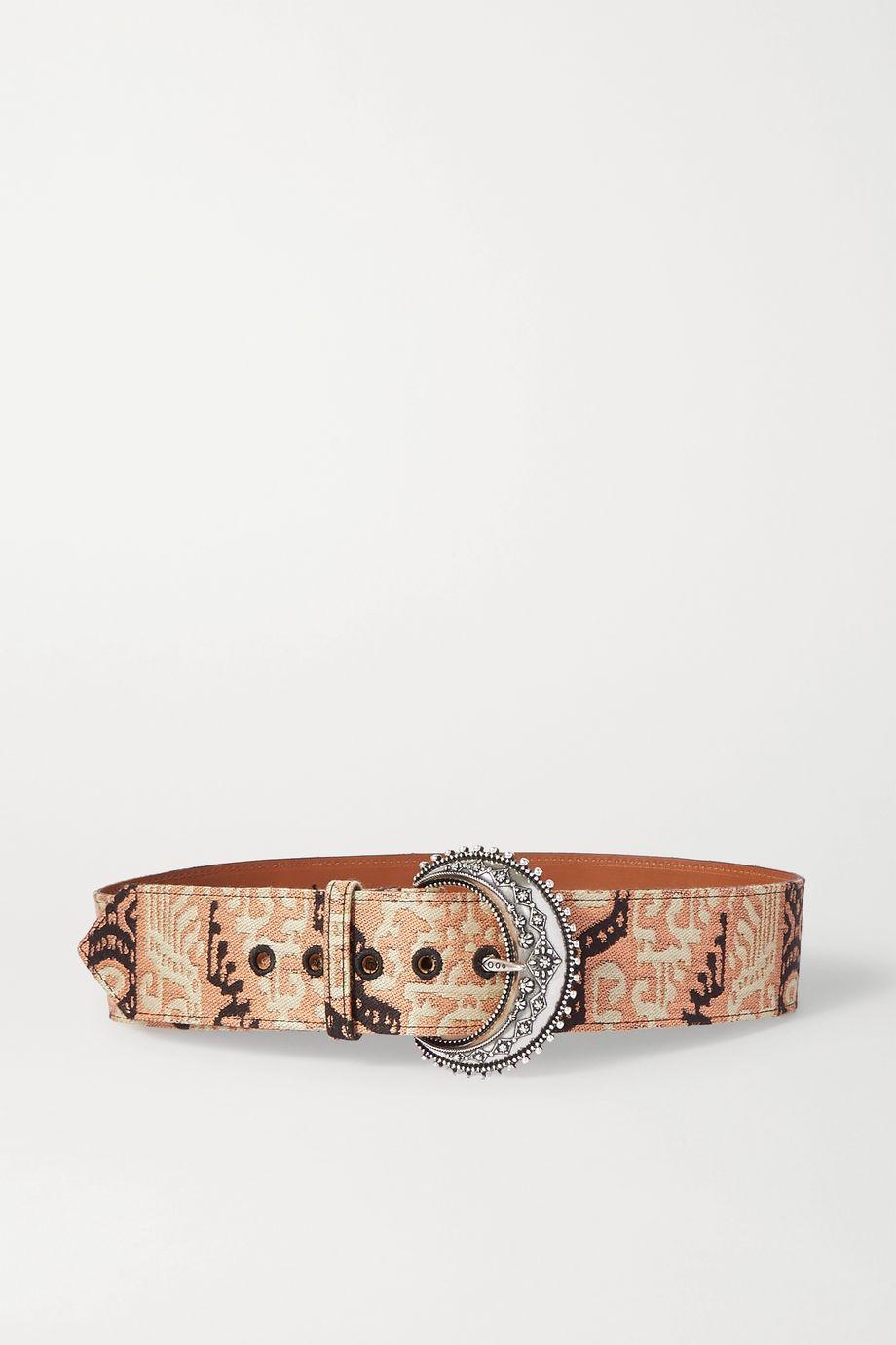 Etro Jacquard belt