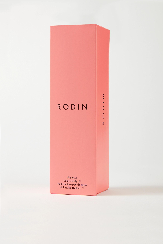 Rodin Luxury Body Oil - Geranium & Orange Blossom, 120ml