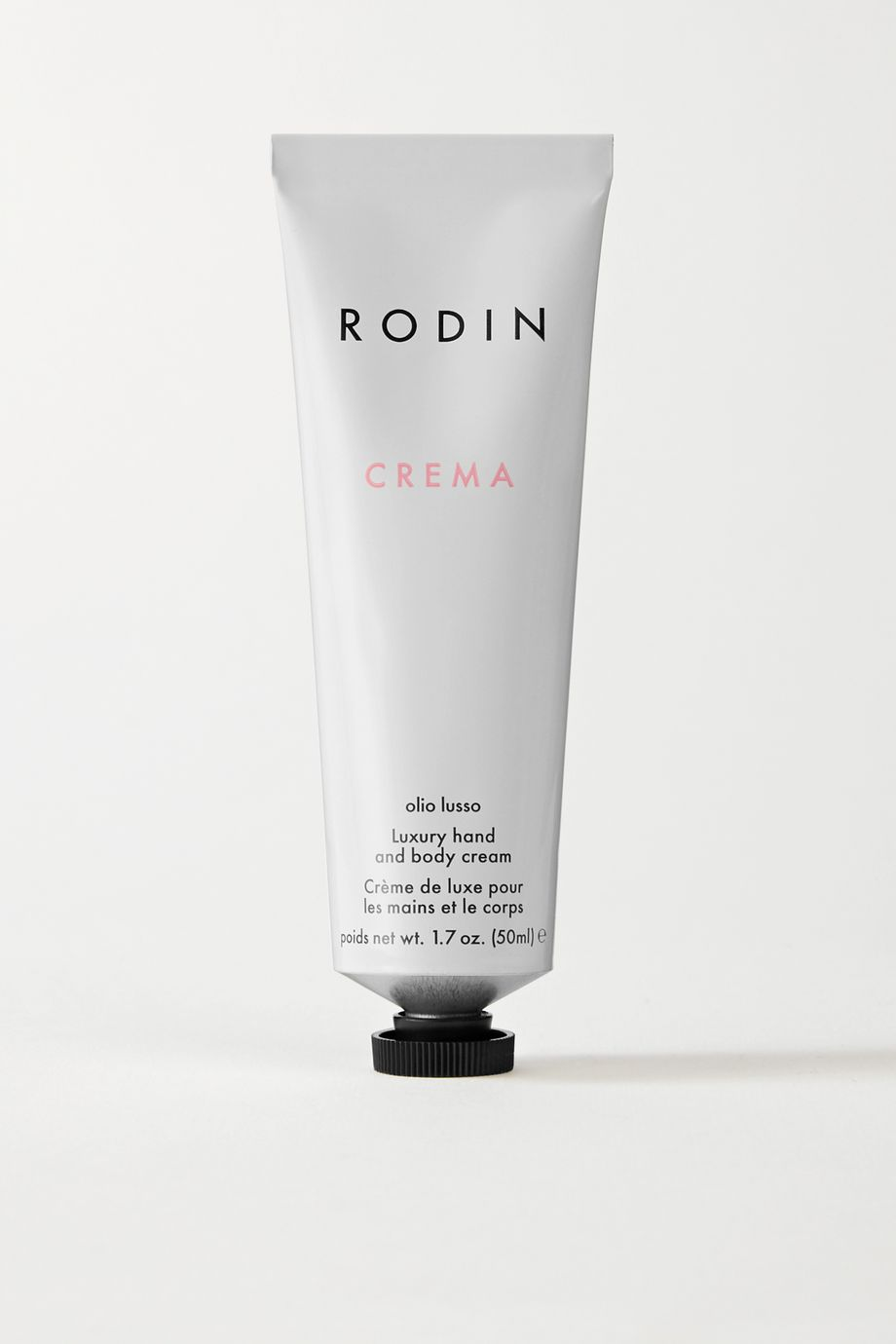 Rodin Luxury Hand and Body Cream - Geranium and Orange Blossom, 50ml