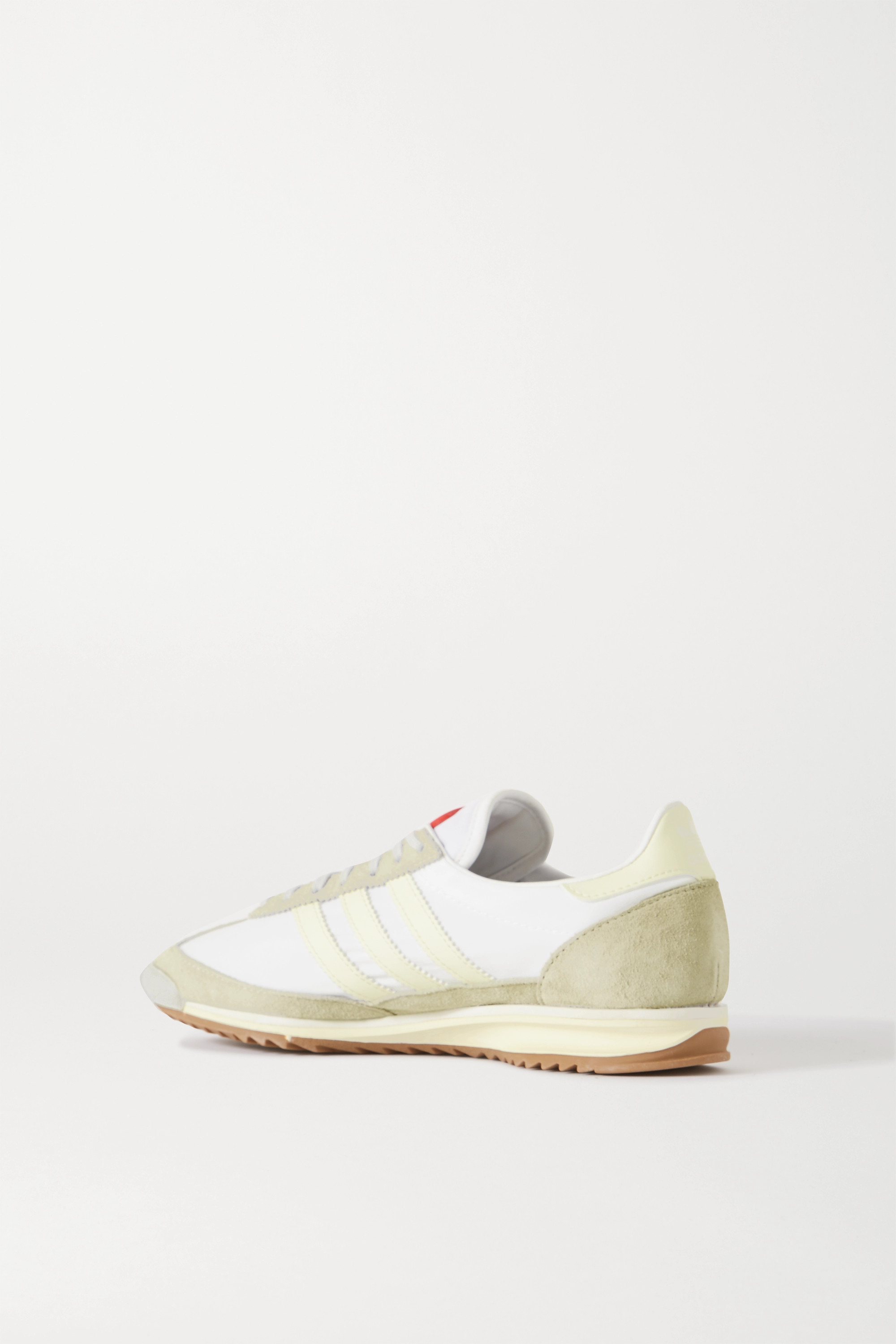 adidas Originals + Lotta Volkova SL 72 shell, leather and suede sneakers