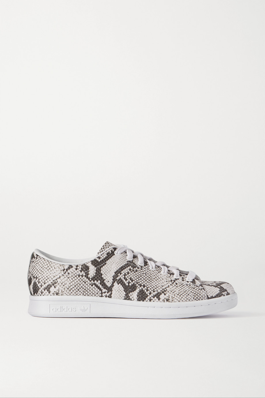 adidas Originals + Hyke AOH-001 snake-effect leather sneakers