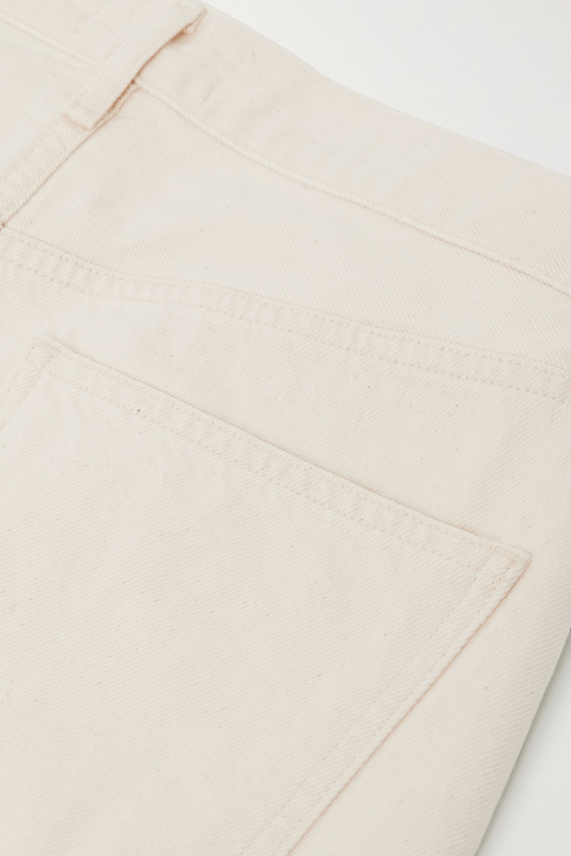 AGOLDE Baggy pleated organic mid-rise straight-leg jeans