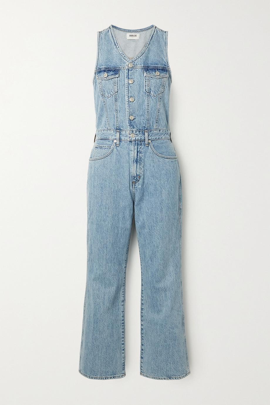 AGOLDE '70s 牛仔连身裤