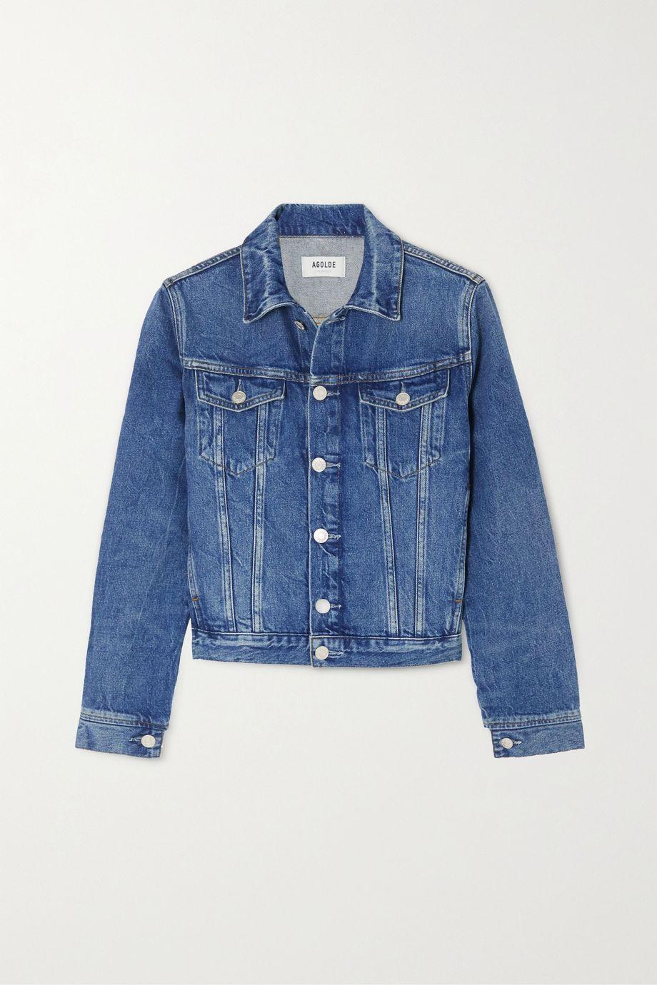 AGOLDE Vivian denim jacket