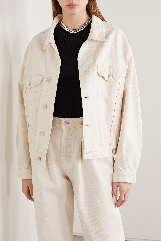 Oversized Relaxed Denim Jacket