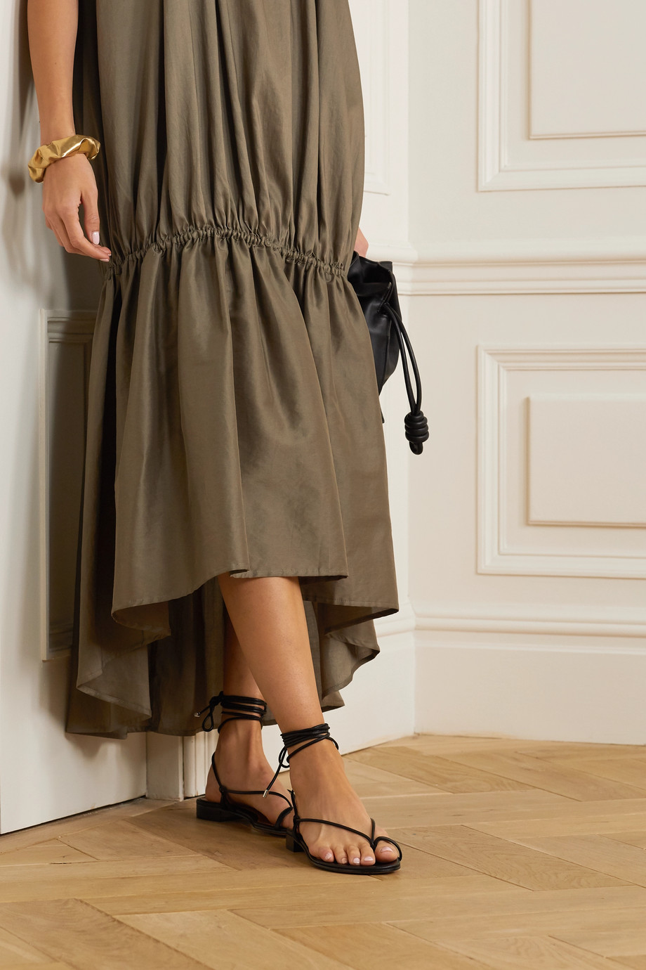 Emme Parsons Ava 皮革凉鞋