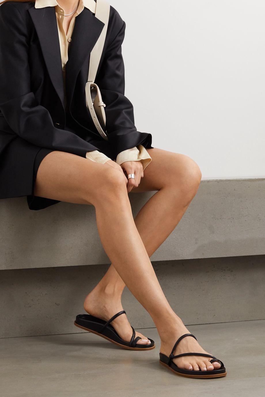 Emme Parsons Bari Pantoletten aus Leder