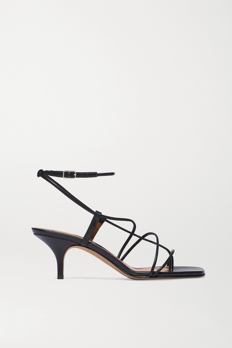 Emme Parsons Tobias leather sandals