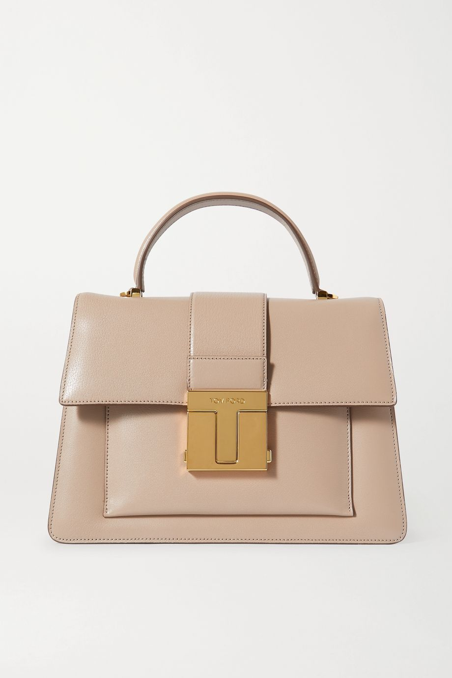 TOM FORD 001 medium leather tote