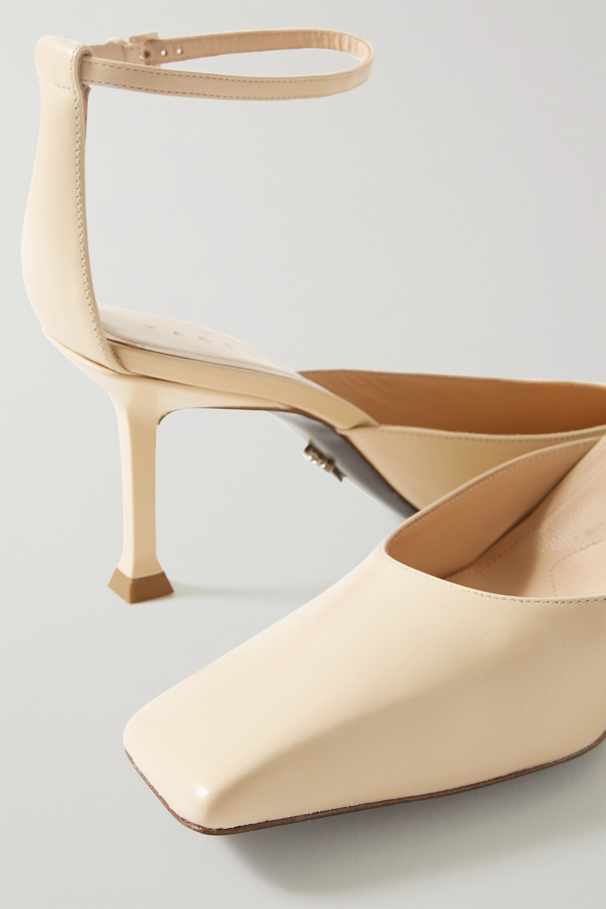 Paciotti Leather pumps
