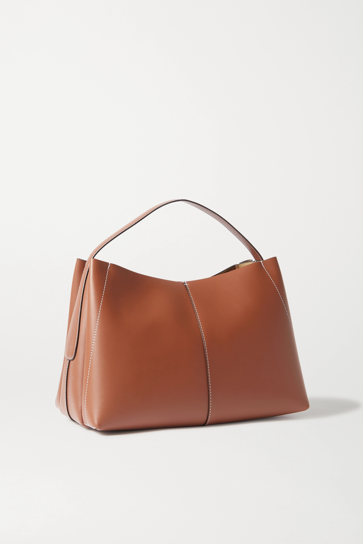 Wandler Ava medium leather shoulder bag
