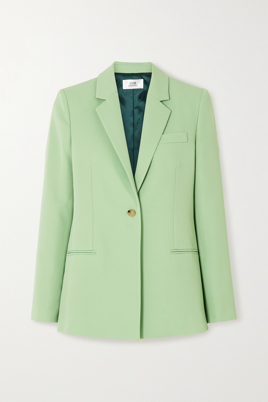 Victoria, Victoria Beckham 斜纹布西装外套