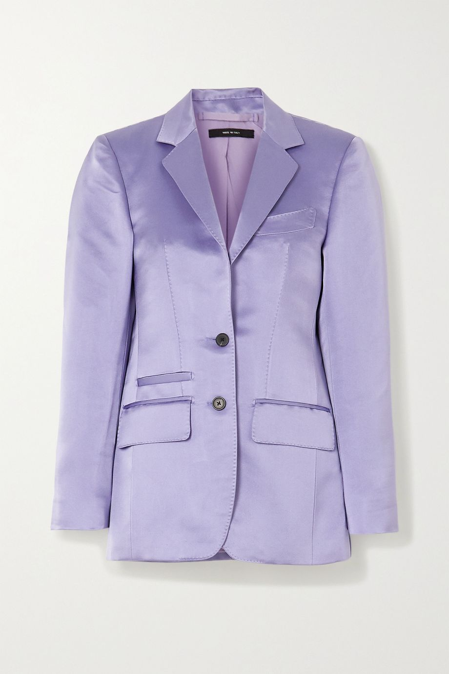 TOM FORD Silk-satin blazer