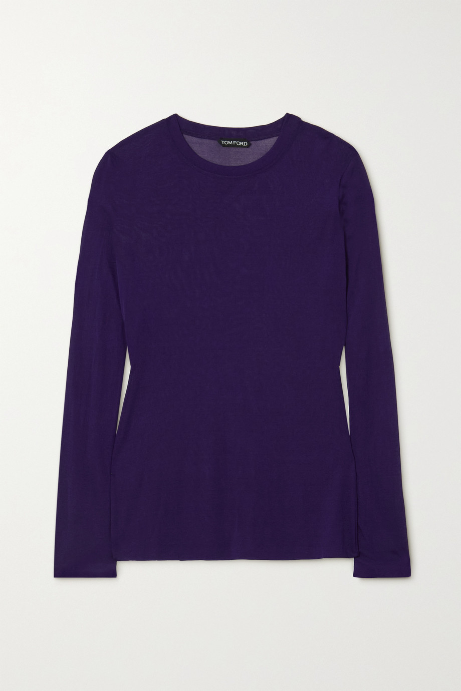 TOM FORD Stretch-knit top