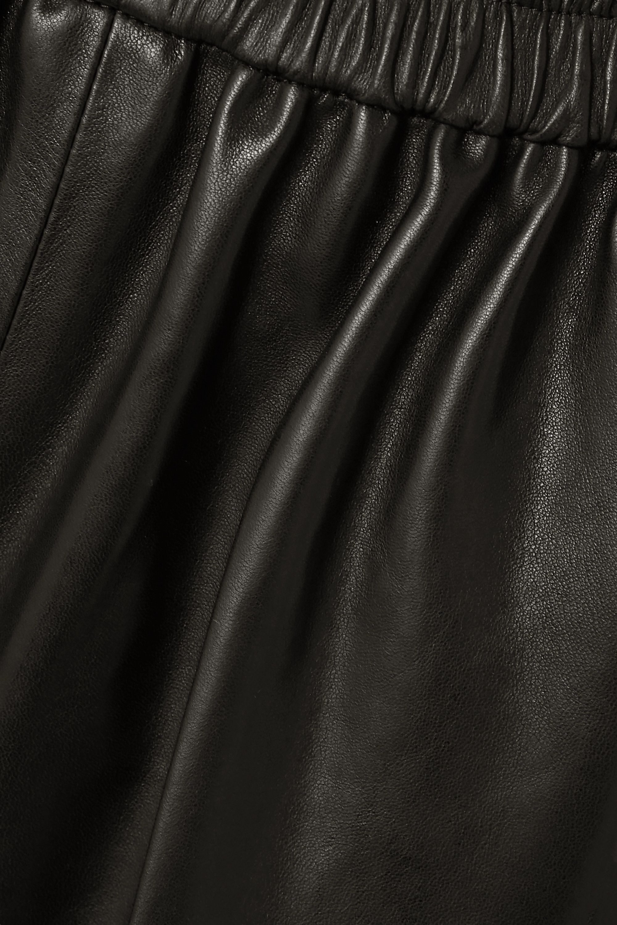 TOM FORD Leather culottes