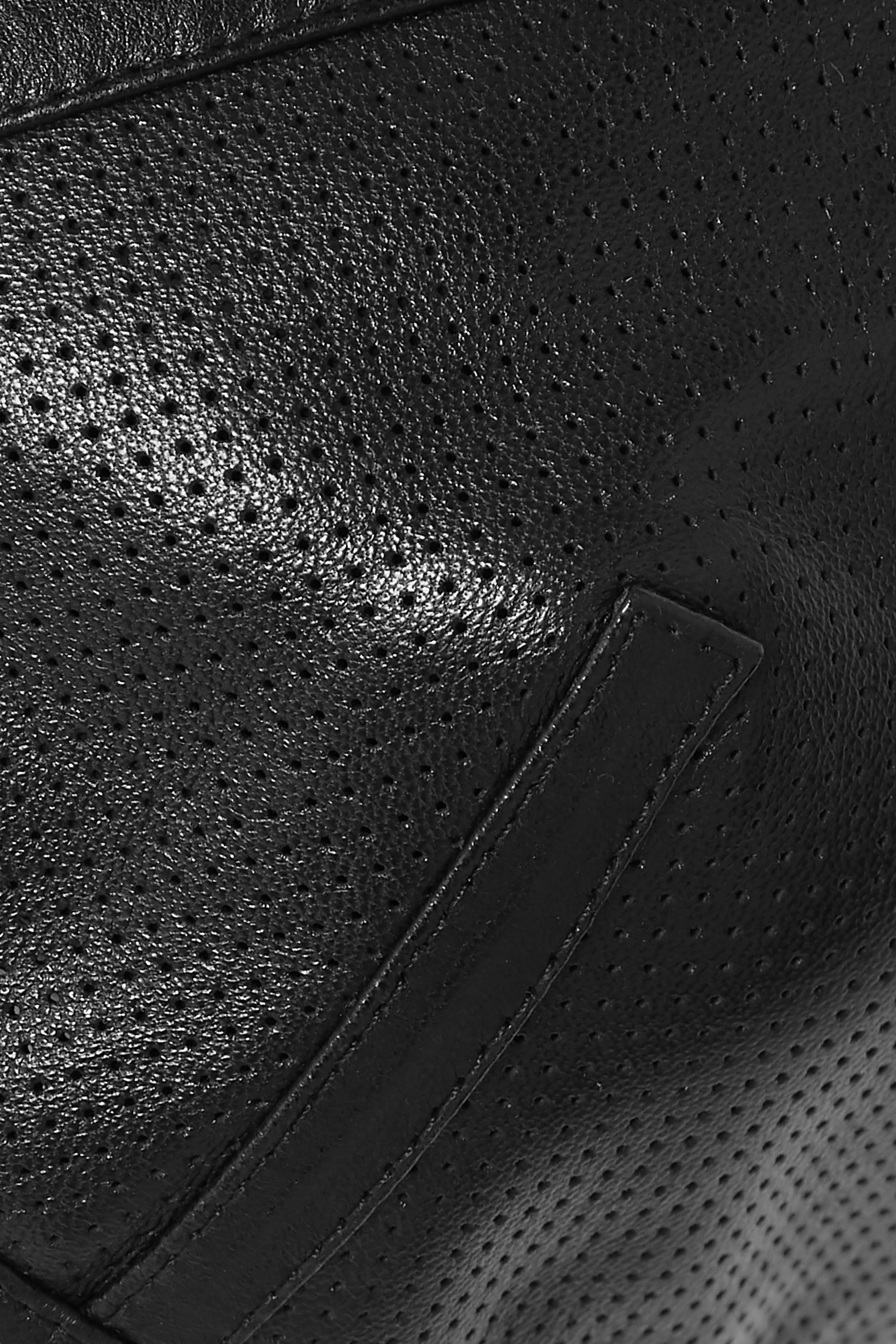 TOM FORD Perforated leather bralette