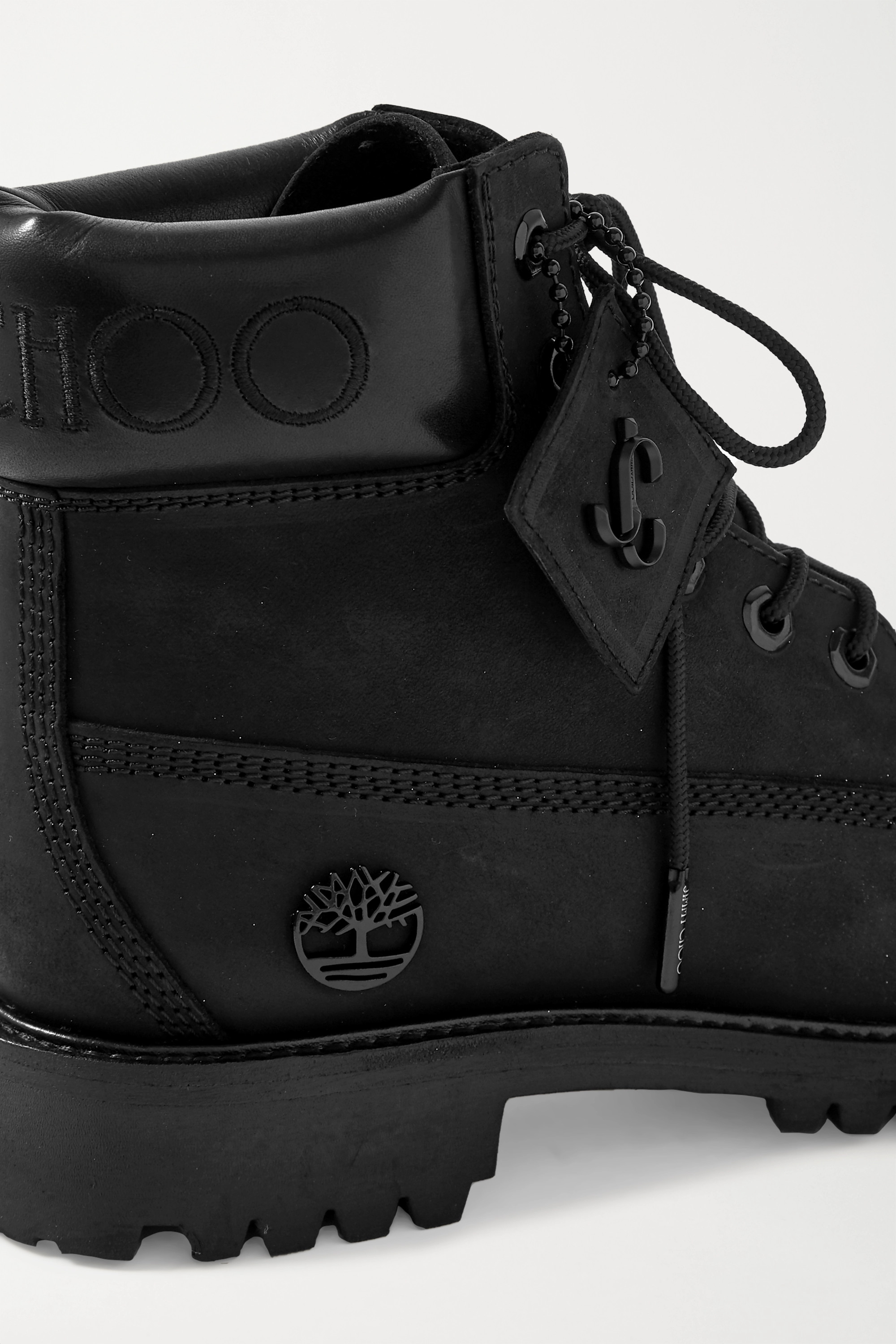 broderie timberland
