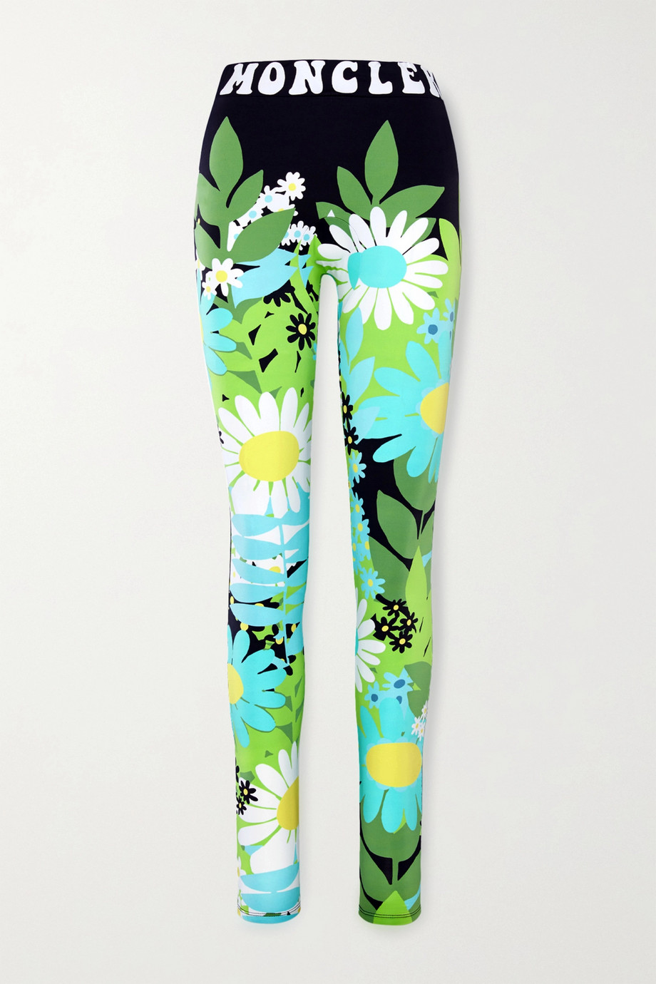 Moncler Genius + 8 Richard Quinn floral-print stretch-jersey leggings